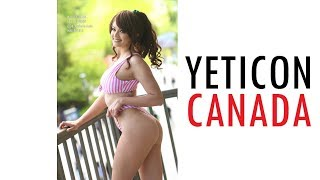 THIS IS YETICON CANADA COMIC CON 2019 ANIME SWIMSUIT COSPLAY MUSIC VIDEO YETI CON MIRACULOUS LADYBUG