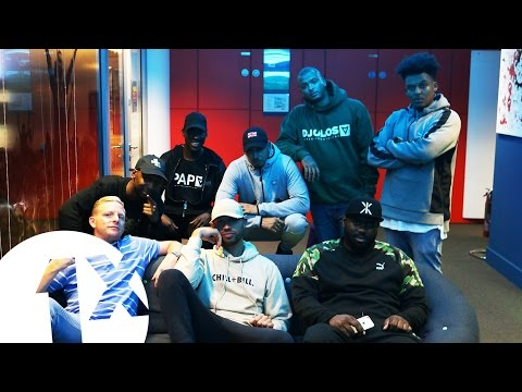 Splurgeboys & P.A.P x President T x P Money takeover for Sian Anderson