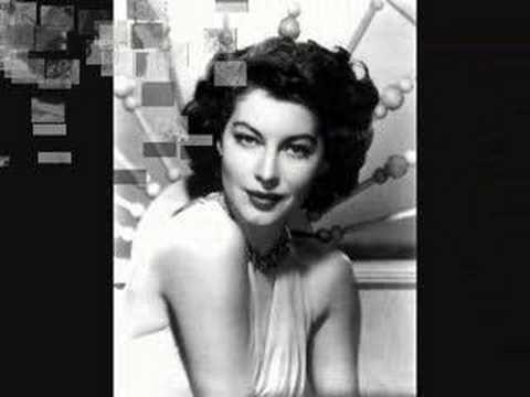 La beauté d'Ava Gardner