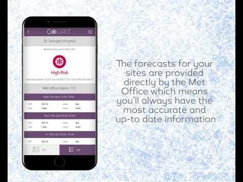 Go Grit app from Mitie