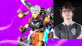 TSM ALBRALELIE REACTS TO NEW LEGEND VALKYRIE AND NEW WEAPON CHANGES | APEX LEGENDS SEASON 9