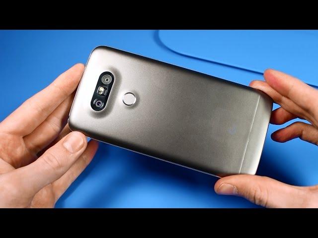 Belsimpel-productvideo voor de LG G5