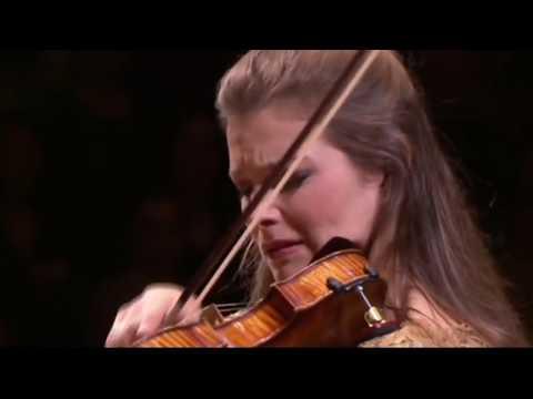 Tchaikovsky - Violin Concerto, Op. 35   Paavo Järvi [HD]