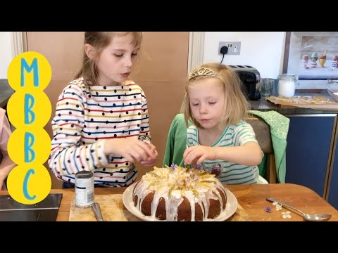 boden.co.uk & Boden Promo Code video: Mini Boden Broadcasting Corporation: How to Bake a Lemon Drizzle Cake Recipe by Thomasina Miers