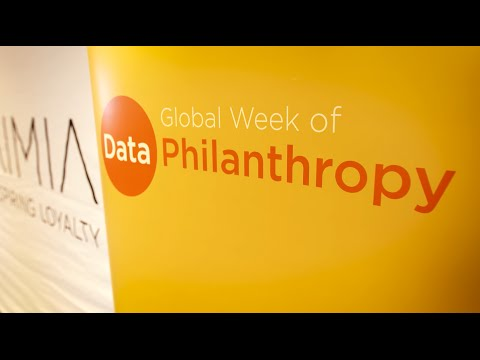 Aimia helps non-profits grasp the power of data to drive social good