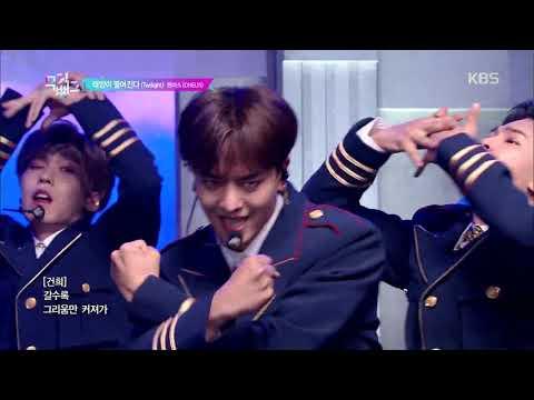태양이 떨어진다(Twilight) - 원어스(ONEUS) [뮤직뱅크 Music Bank] 20190607