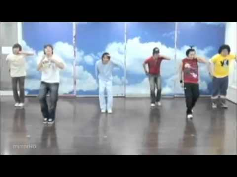 Super Junior H - Cooking Cooking mirrored dance practice