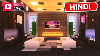 Minecraft House Interior Design for My Hardcore Survival World