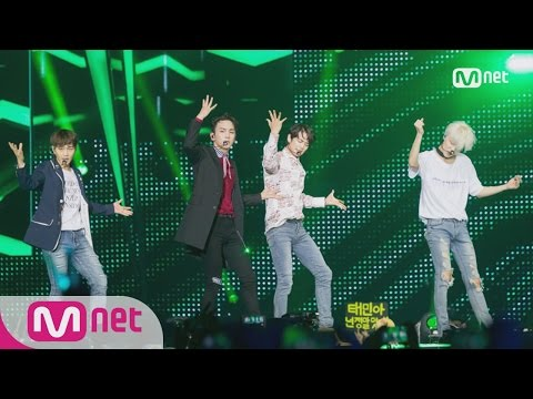 [KCON 2016 France×M COUNTDOWN] SHINee(샤이니) _ View M COUNTDOWN 160614 EP.478