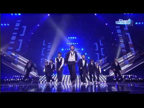090621 Super Junior - Sorry Sorry & It's You - Special Goodbye Stage