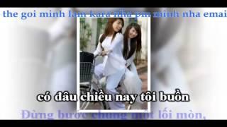[Karaoke nhac song] Lk Organ cha cha cha 2