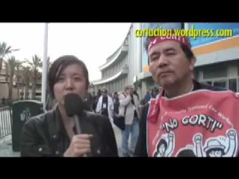 Korean Cort Guitar Factory Workers Demand Fair Working Conditions