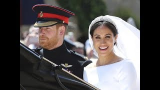 Watch Prince Harry, Meghan Markle's Royal Wedding - LIVE..
