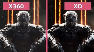Call of Duty: Black Ops III - Xbox 360 vs. Xbox One