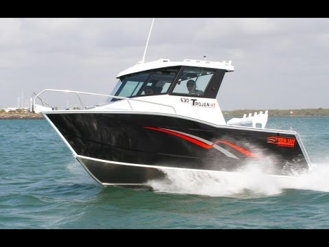630 Trojan HT by Sea Jay Boats