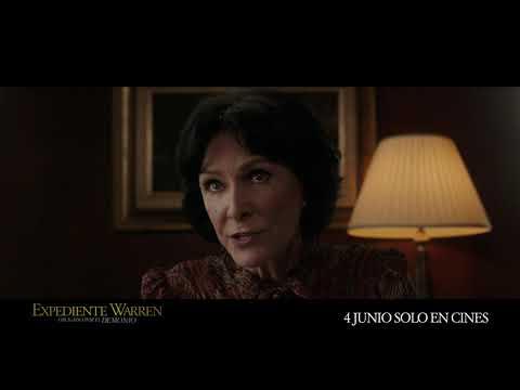 """Expediente Warren: Obligado por el Demonio - Spot """"Siniestro"""""""