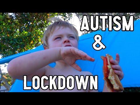 Autism & Lockdown *COVID*   Aussie Autism Family