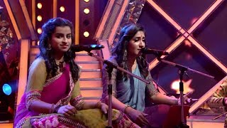 Airtel super singer Sivanki and Swetha