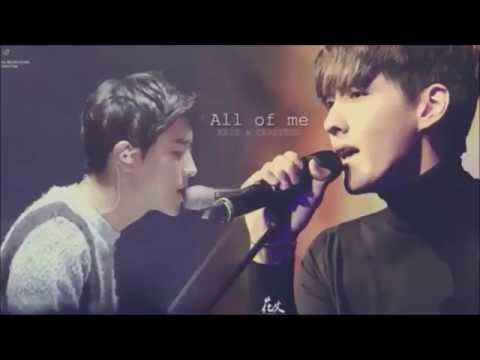 All of me - Kris & Chanyeol (KrisYeol)