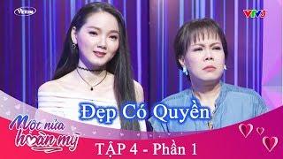 MỘT NỬA HOÀN MỸ tập 4 - P1 | Việt Hương Hảnh Diện vì Hot Girl Bảo Bảo Bắn RAP Cực Đỉnh