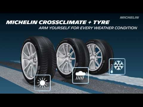 Michelin CrossClimate+ Features