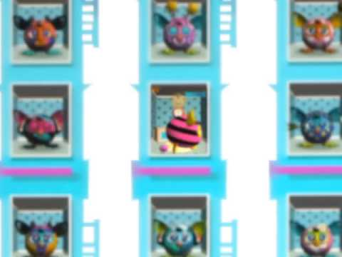 Furby BOOM App Game Play - YouTube