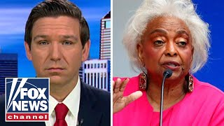 DeSantis on Brenda Snipes' reported resignation