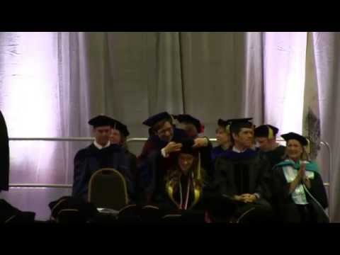 Doctor of Physical Therapy Commencement 2015