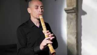 Rodrigo Rodríguez - 尺八 SHAKUHACHI flute - Rodrigo Rodriguez - contemporary Japanese music