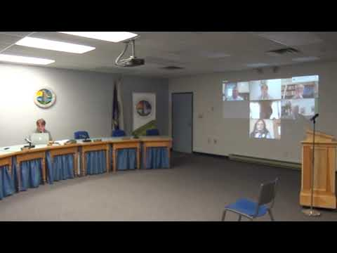 Town of Plattsburgh Board Meeting  3-26-20