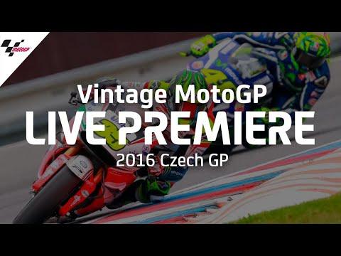 2016 #CzechGP - Vintage MotoGP