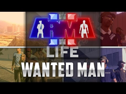 ARMA 3 Life - Wanted Men