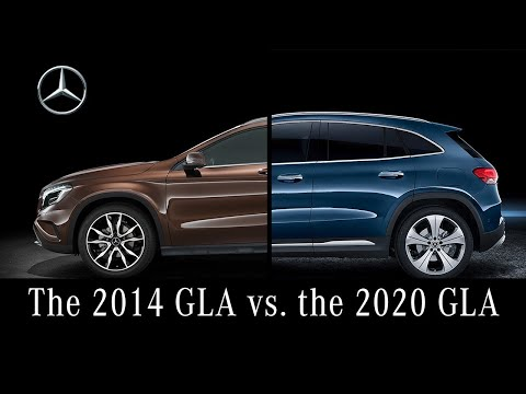 Comparing the GLA (2020) to Its Predecessor – What's New?