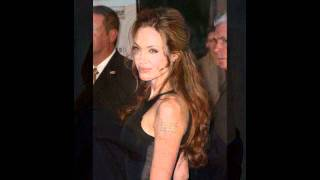 Angelina Jolie - the most beautiful women in the world