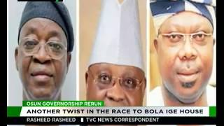 Osun governorship election: Another twist in the race to Bola Ige House