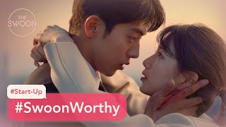 Start-Up #SwoonWorthy moments with Suzy and Nam Joo-hyuk [ENG SUB]