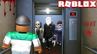 SCARIEST ELEVATOR IN ROBLOX