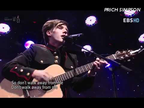 Joe Brooks Holes Inside Live At EBS Space 공감 (조 브룩스) KOREA
