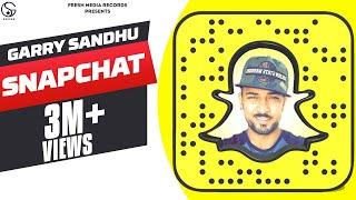 Snapchat – Garry Sandhu