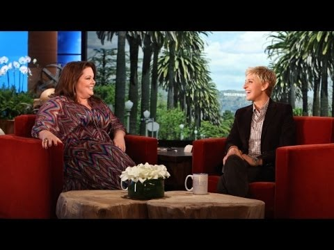 Ellen's Favorite Moments with Melissa McCarthy
