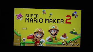 Vidéo-Test : Super Mario Maker 2 Nintendo Switch: Test Video Review Gameplay FR (N-Gamz)