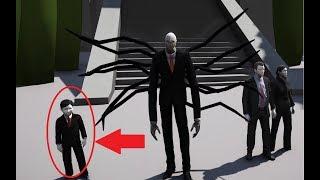 GTA 5 - Slenderman tiết lộ thuở thơ bé của mình | GHTG