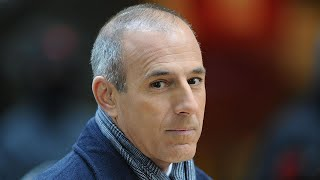 Matt Lauer Breaks His Silence Following 'Today' Firing Over Sexual Misconduct Allegations