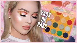 WORLD'S MOST PIGMENTED EYESHADOW PALETTE?? | NikkieTutorials