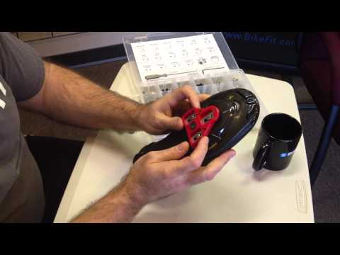 BikeFit: How To Mark Your Cleat Position By Colors