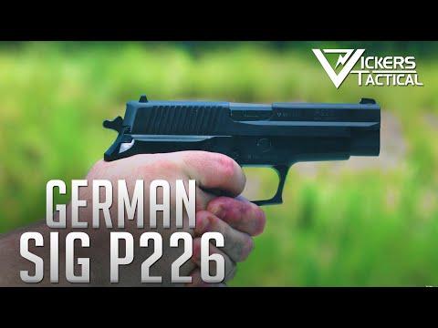German SIG-Sauer P226