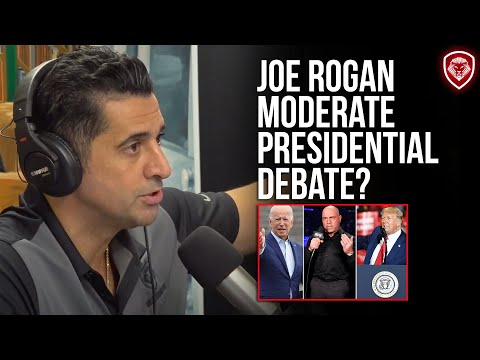 Trump Agrees To Debate Biden On Rogan for 4 Hours photo