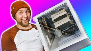 This Is My DREAM PC Case! - Lian Li O11 AIR MINI