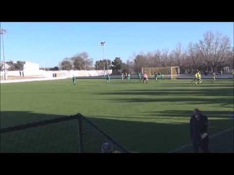 (LOS GOLES SUBGRUPO B) Jornada 21 / 3ª División / Fuente YouTube Raúl Futbolero