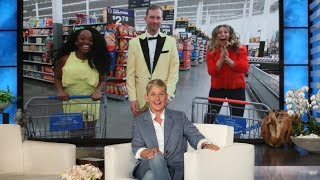 Ellen Sends Fans on a Scavenger Hunt in 'Aisle Make You Rich!'